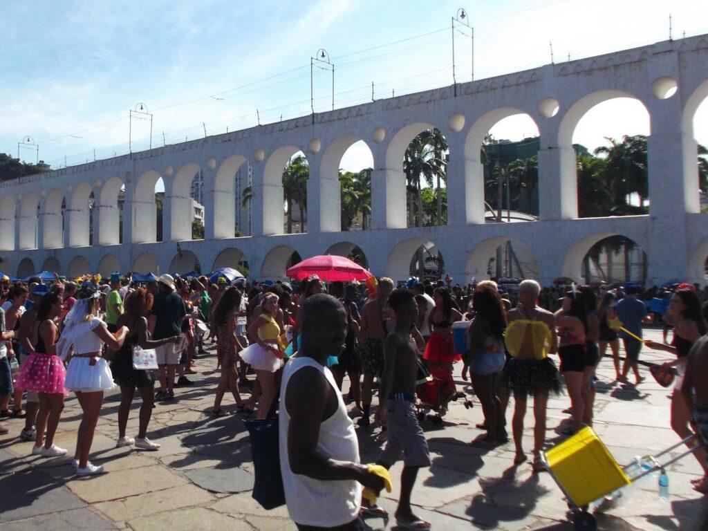 Largo do Lapa in Rio de Janeiro