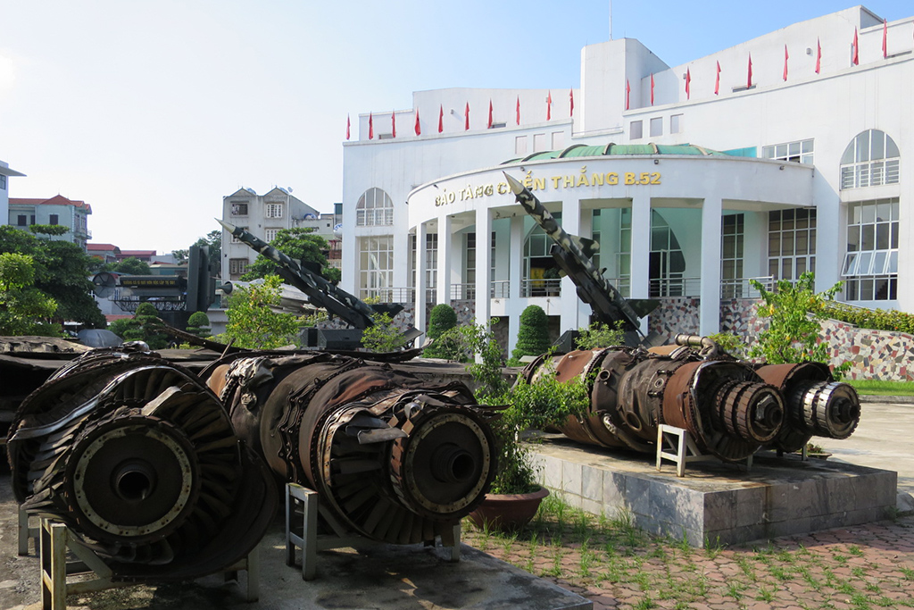 B-52 Museum in Hanoi