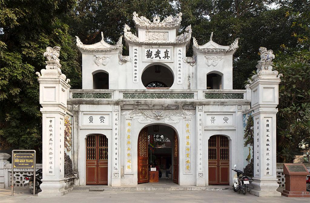 Quán Thánh Temple in Hanoi