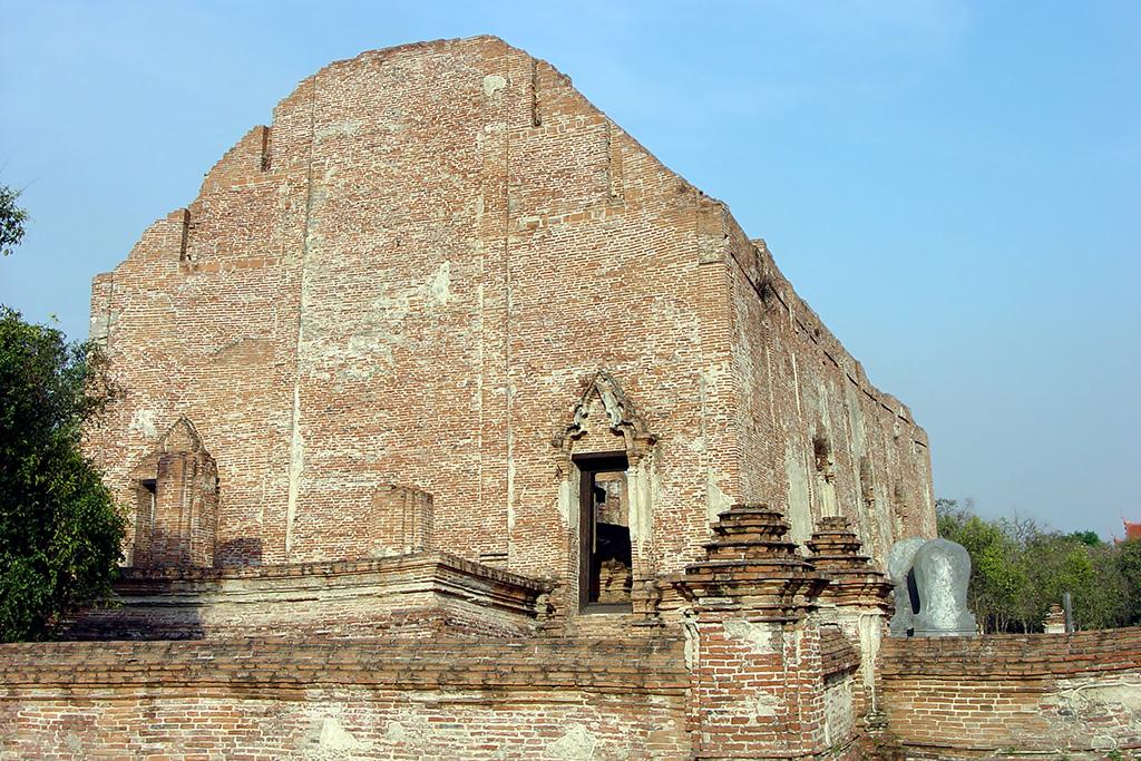 Wat Maheyong in Ayutthaya