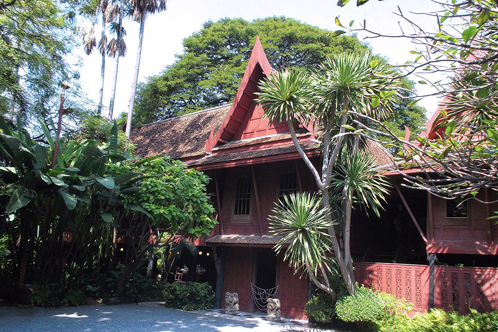 Jim Thompson House in Bangkok.