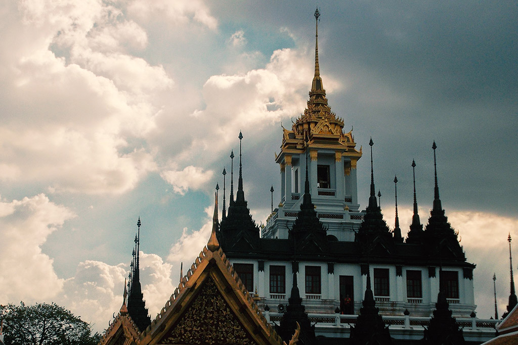 Loha Prasat in Bangkok when staying more than just one night.
