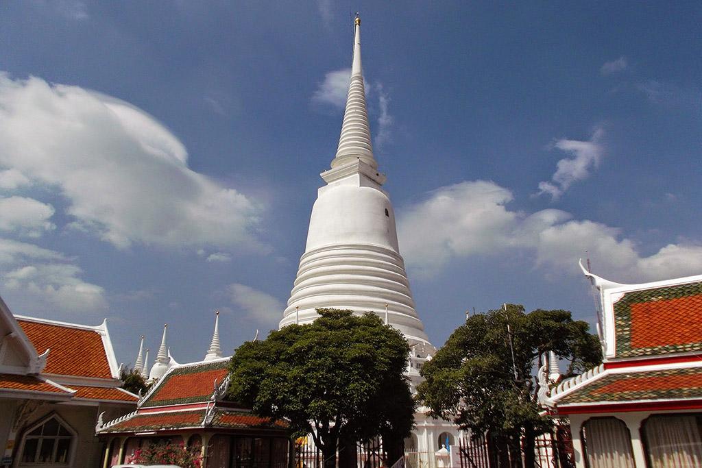 Wat Prayun in Bangkok when staying more than just one night.