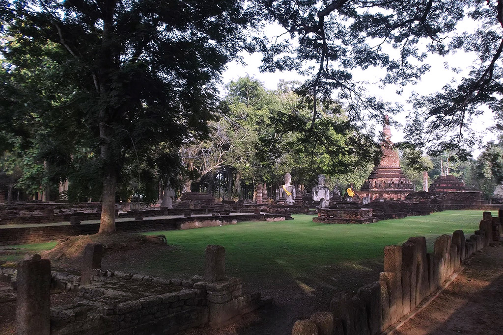 Historic Park in the city center of Kamphaeng Phet