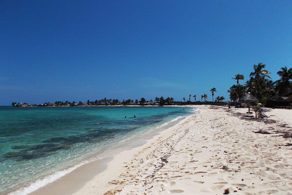 Playa Santa Lucia Coco Beach Cuba