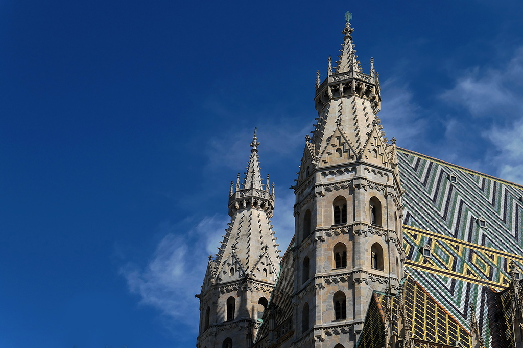 Stephan's Cathedral in Vienna