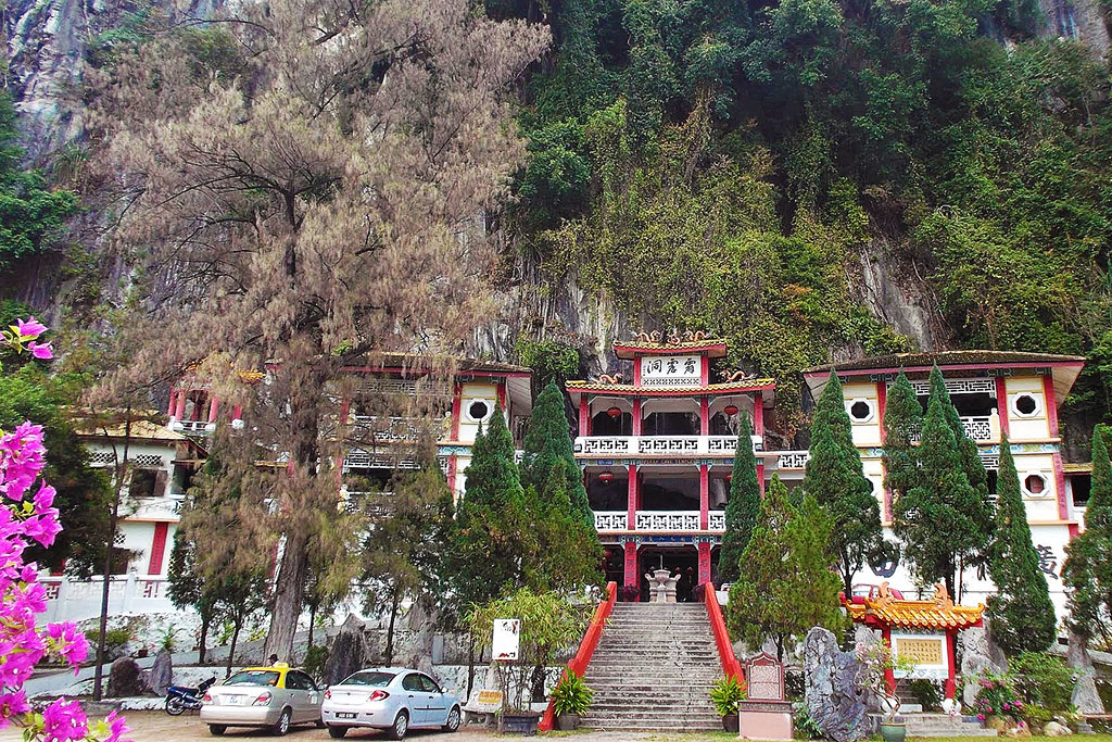 Perak Temple in Ipoh