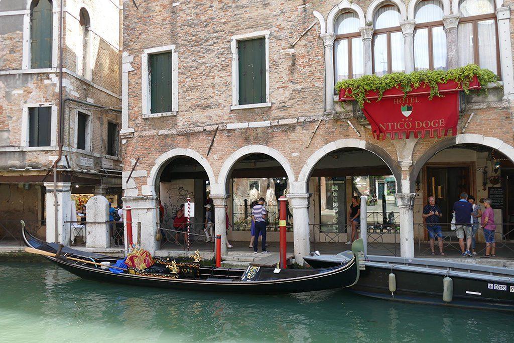 Italy Venice Hotel Antico Doge