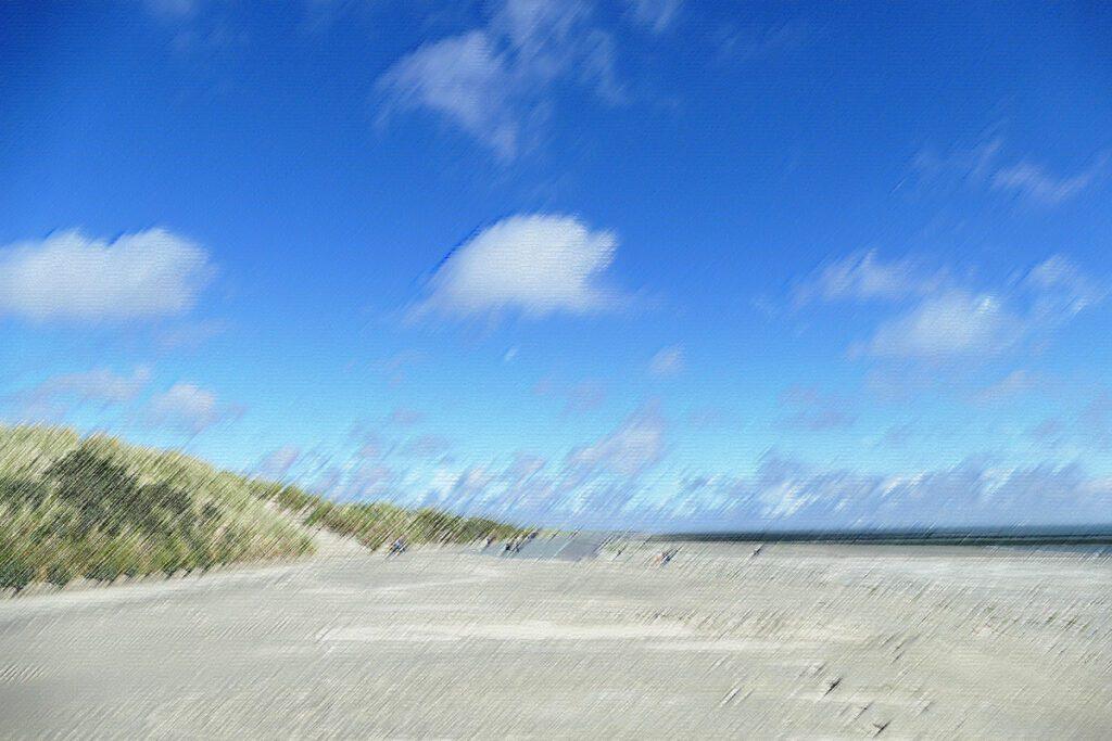 Beach in Germany