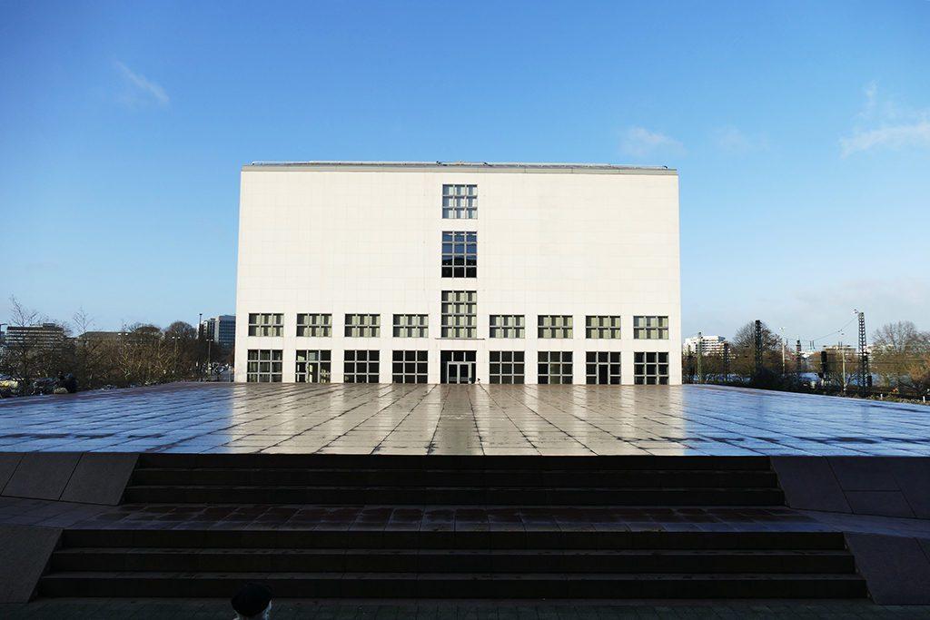 Galerie der Gegenwart of the Kunsthalle in Hamburg