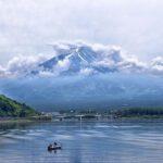 Mount Fuji seen from Kawaguchiko