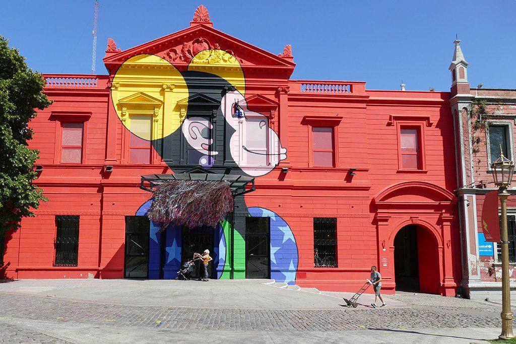 Centro Cultural Recoleta in Buenos Aires