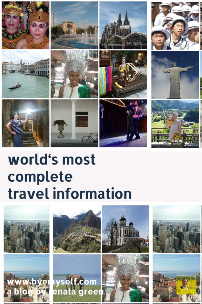 Pinnable Picture on the post on world's most complete travel information