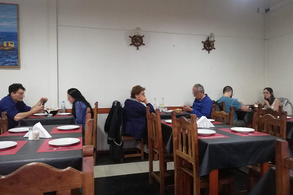 Restaurant in Puerto Madryn
