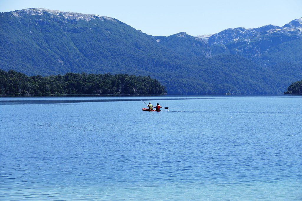 Lago Traful on the Circuito Grande Tour from Bariloche