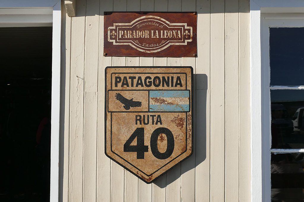 Parador La Leona introduced in the Guide to Patagonia in Argentina