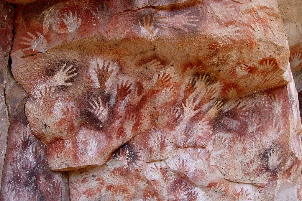 La Cueva de las Manos in Argentina