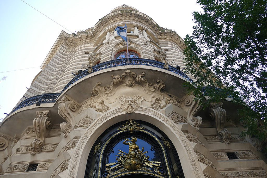 Centro Naval on Calle Florida in Buenos Aires