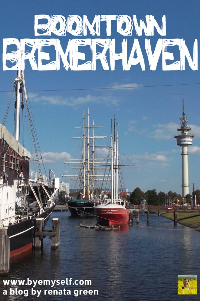 Pinnable PIcture for the Post on Bremerhaven