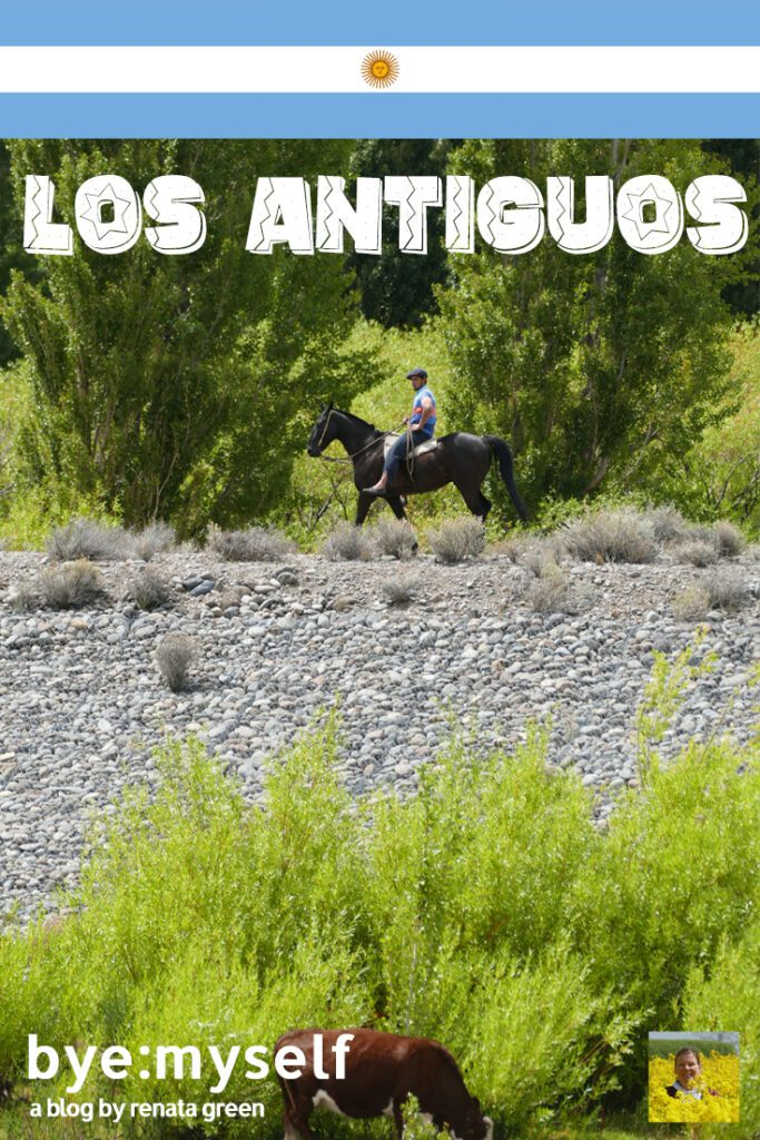 Pinnable Picture on Post on Los Antiguos
