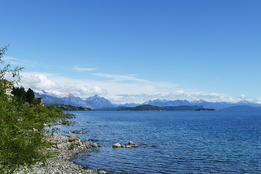 Lake Nahuel Hapi at Bariloche
