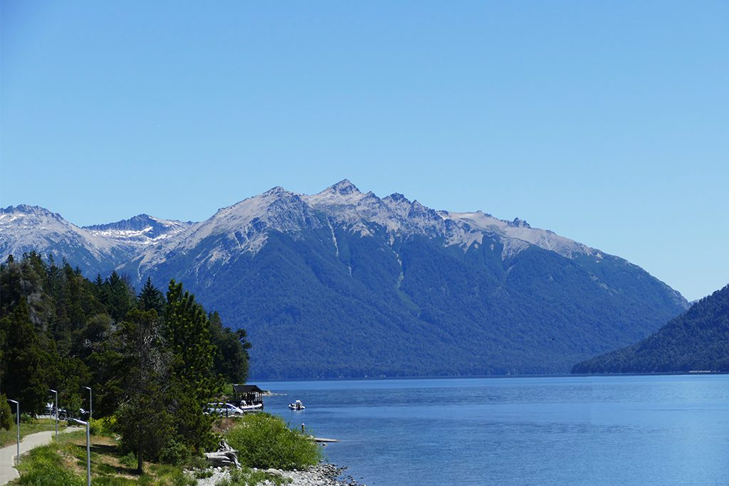 Lago Traful on Circuito Grande Tour from Bariloche