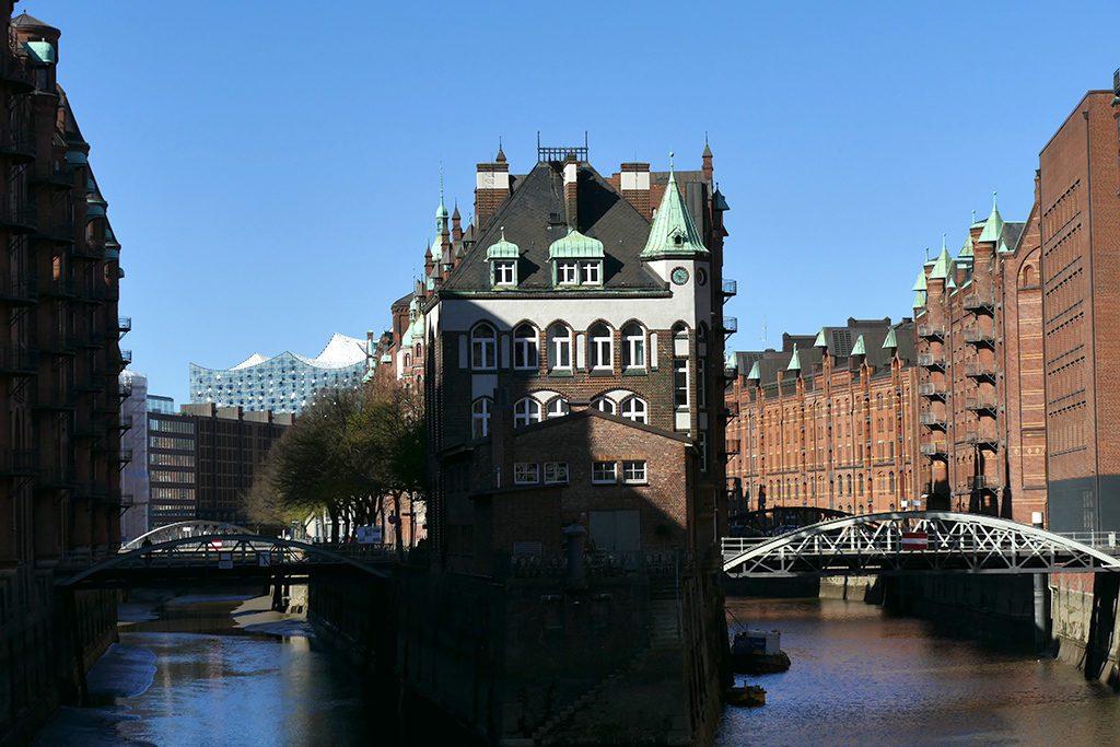 Speicherstadt Hamburg - a highlight of every Guide to Hamburg