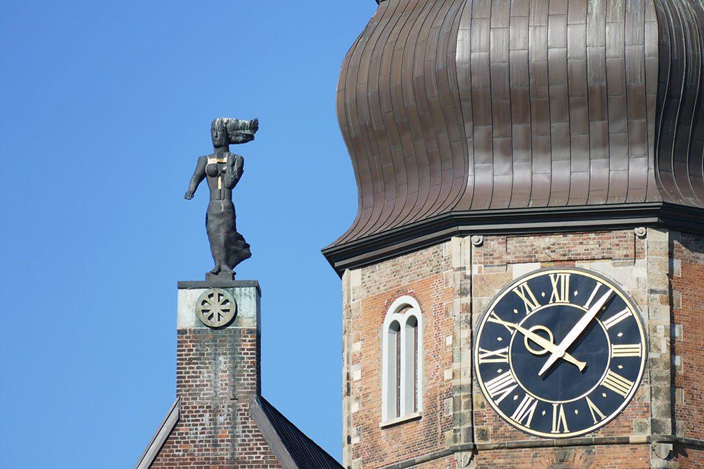 St. Katharinen church Hamburg