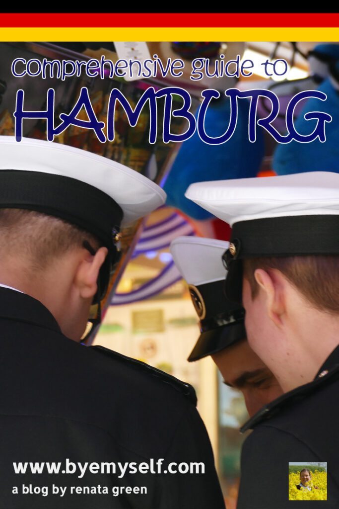 """Pinnable Pictures on the Post Guide to HAMBURG, the """"Gateway to the World"""""""