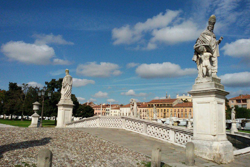 Prado della Valle in Padua
