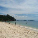 Tranquil Sokha Beach in Sihanoukville