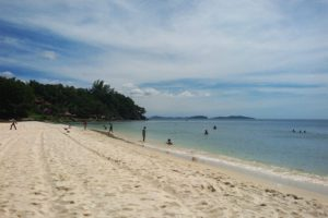 Tranquil Sokha Beach in Sihanoukville