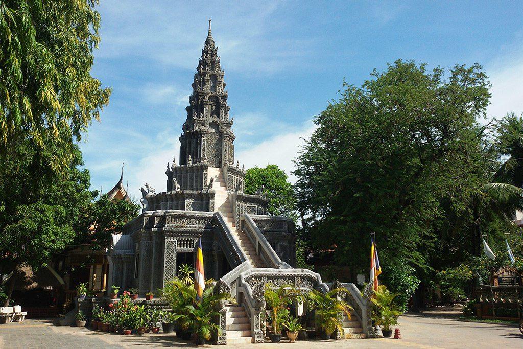 Wat Kesararam in Siem Reap