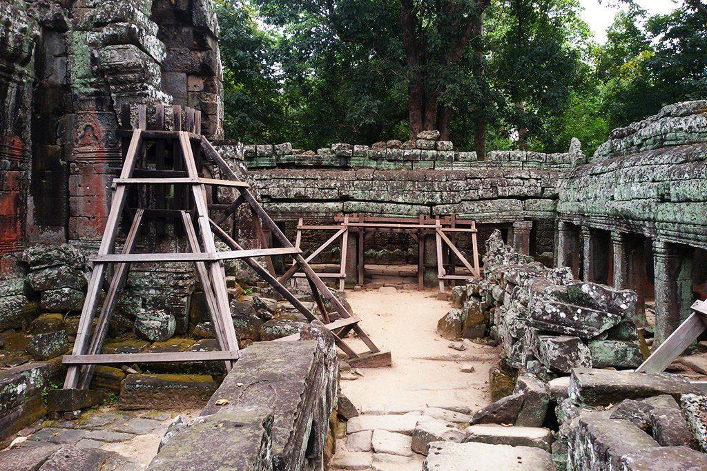 Banteay Kdei at Angkor Wat