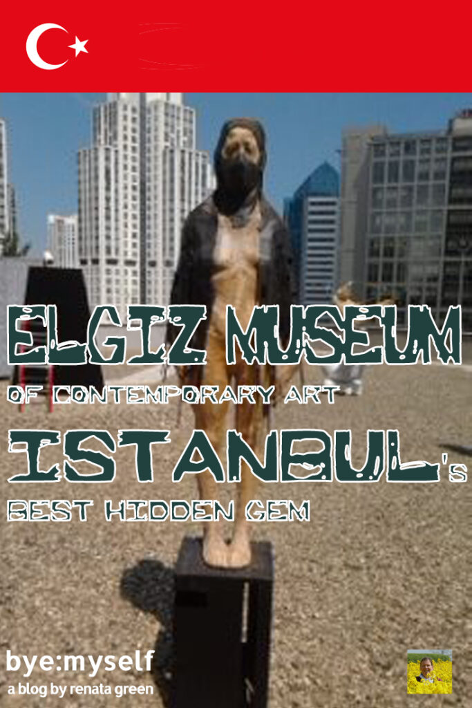 Pinnable Picture on Elgiz Museum of Contemporary Art - Istanbul 's best-hidden Gem