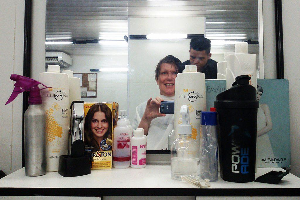 Hairdresser in Rio de Janeiro