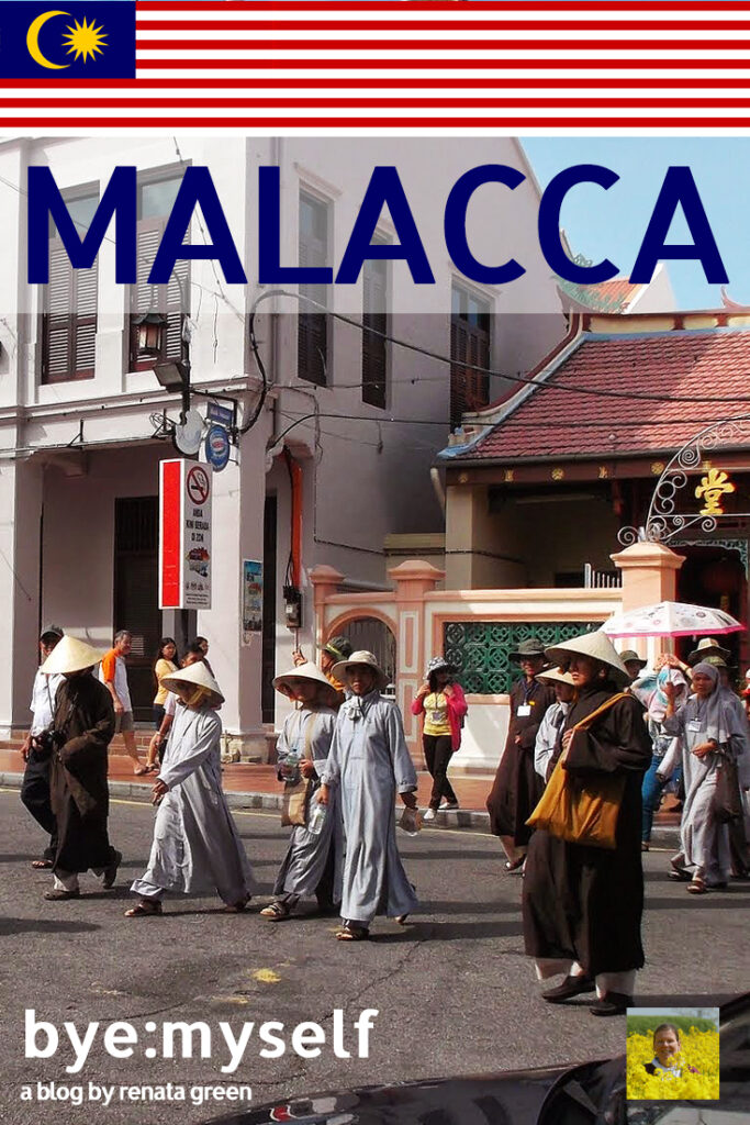 Pinnable Picture for the Post on Guide to MALACCA, Malaysia's Oldest Settlement