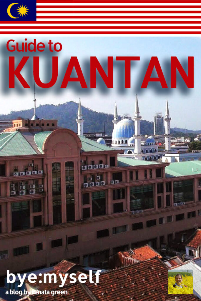 Pinnable Picture for the Post on Kuantan