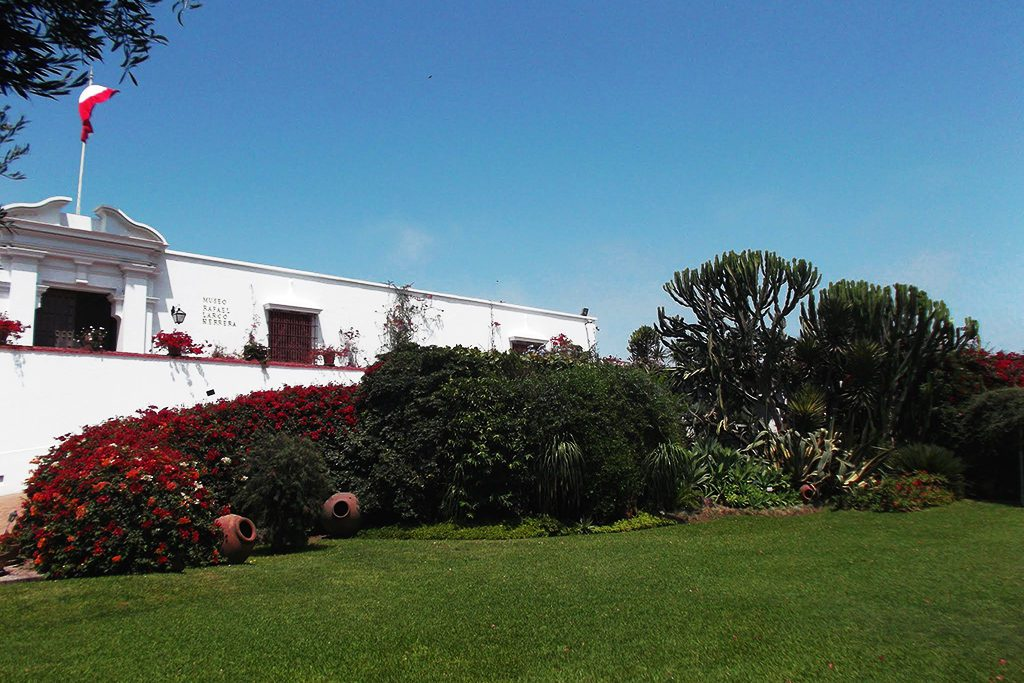 Museo Larco in Lima