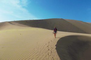 Desert of Huacachina