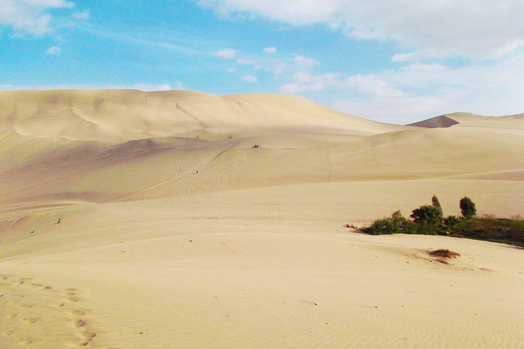 Dunes of Huacachina