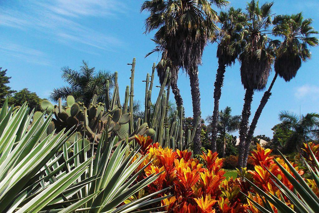 Parque de la Leyendas in Lima - beyond Miraflores