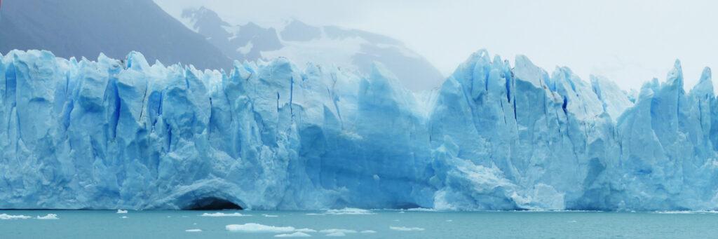 Glacier Perito Moreno in Patagonia, Argentina