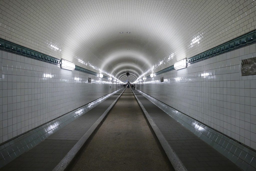 The quirky Hamburg Elbtunnel illustrating a Comprehensive Guide to Hamburg