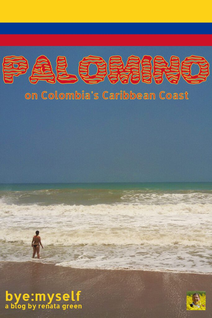 Pinnable Picture for the Post on Floating in PALOMINO - Take Me to the River, Drop Me in the Water