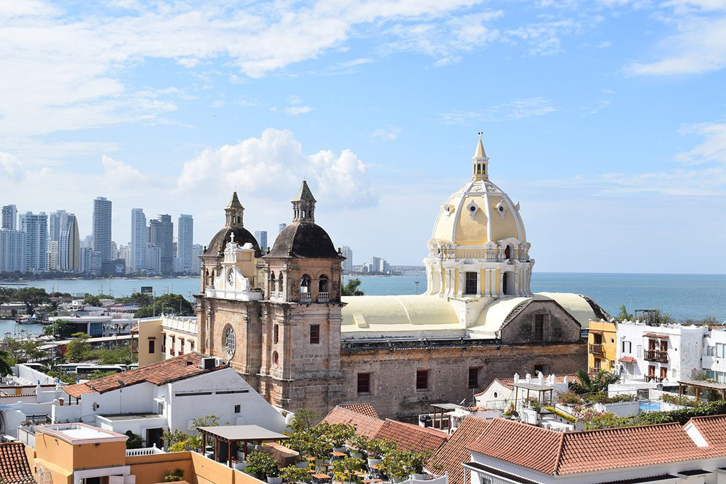 Old Town of Cartagena