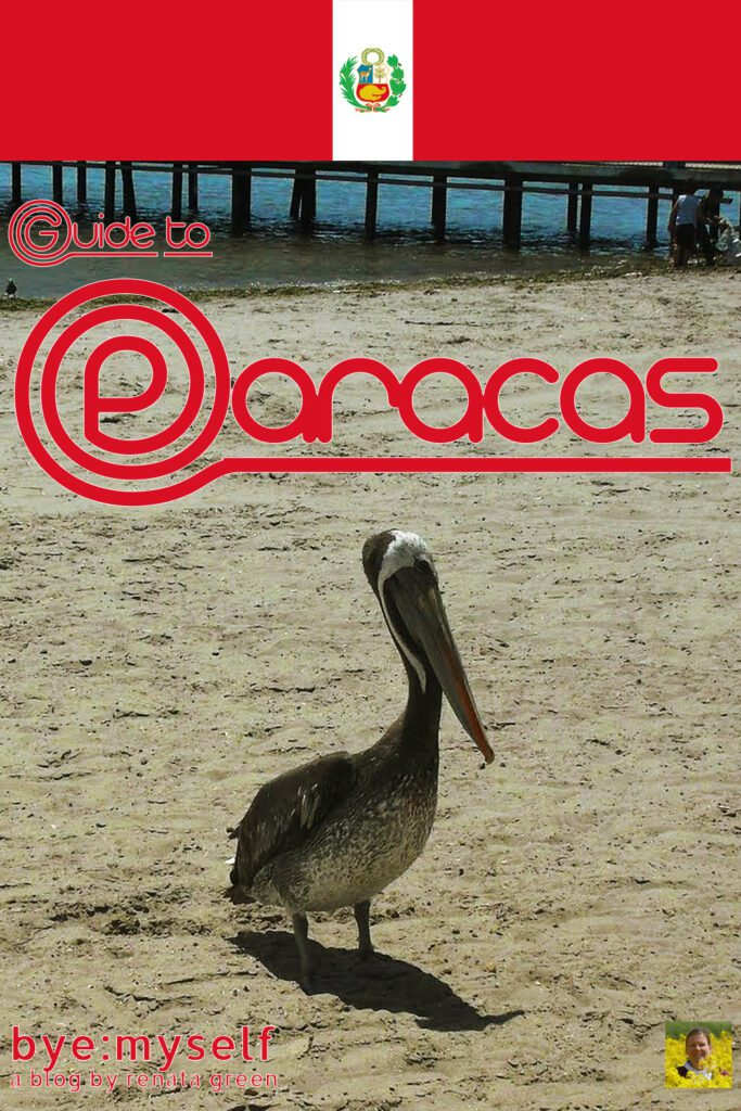 Pinnable Picture for the Post on Guide to PARACAS and the ISLAS BALLESTAS