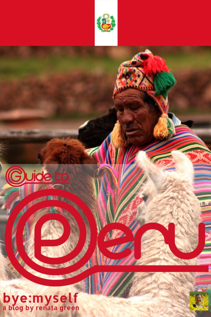 Pinnable Picture for the Post Guide to Peru