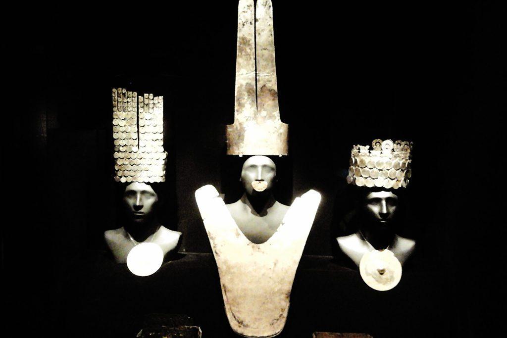 Treasures at the Museo Larco.