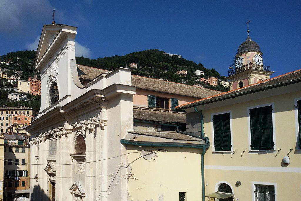 Basilica Minore Santa Maria Assunta from the 12th century